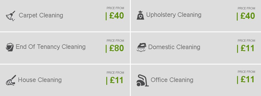 Attractive Prices on Carpet Cleaning in West Kensington, W14